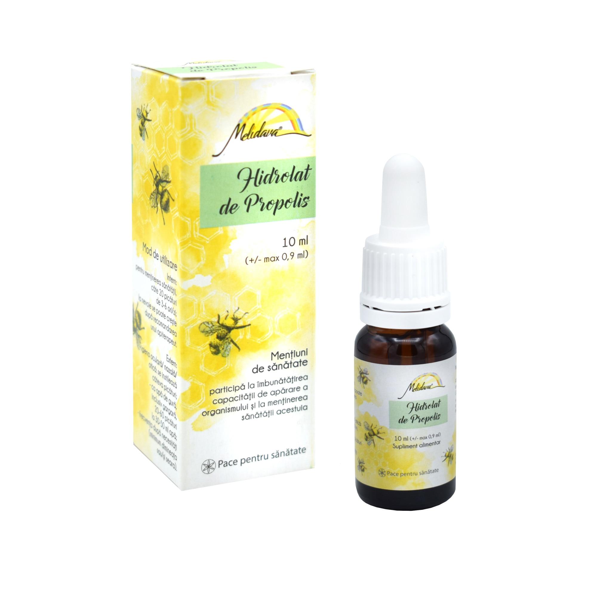 Picături pentru ochi uscați cu aloe vera și acid hialuro : Farmacia Tei