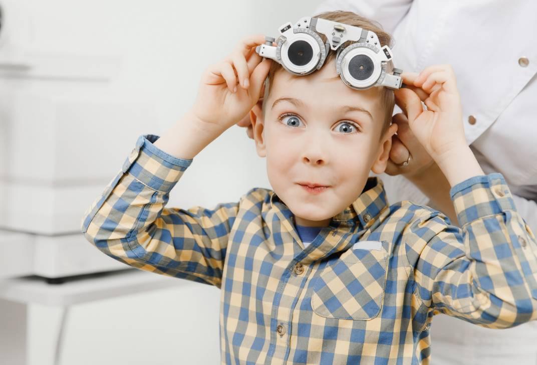 oftalmologie congenitală pentru copii disertație cu deficiențe de vedere