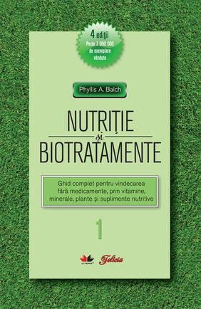 cartea ajută la nutriție și viziune