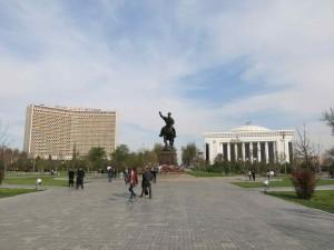 Un cutremur puternic s-a produs în Uzbekistan