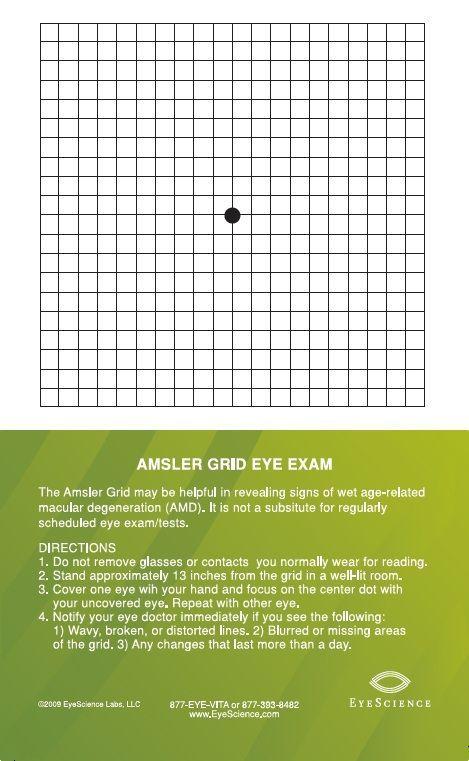 Test oftalmologic - Ghiran Auto-Moto