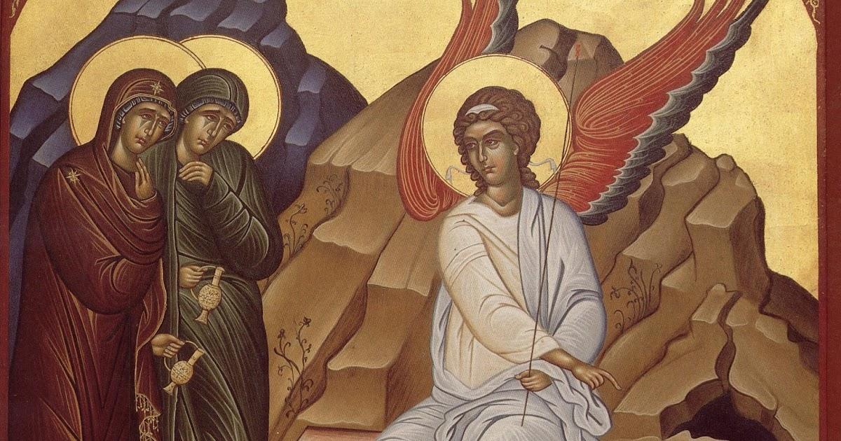 Despre Învierea lui Hristos