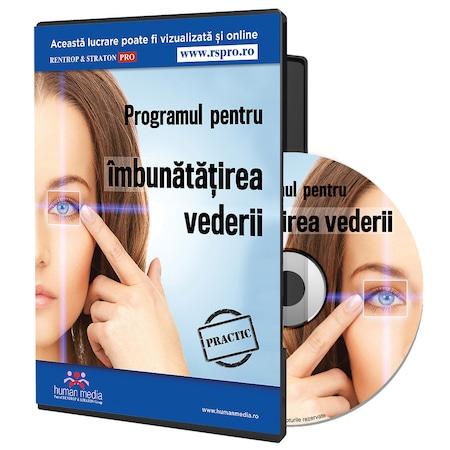 produse pentru restabilirea acuității vizuale