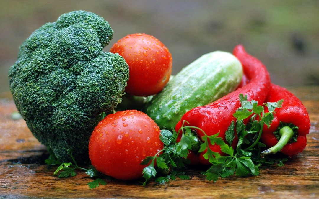 pentru a îmbunătăți viziunea legume fructe
