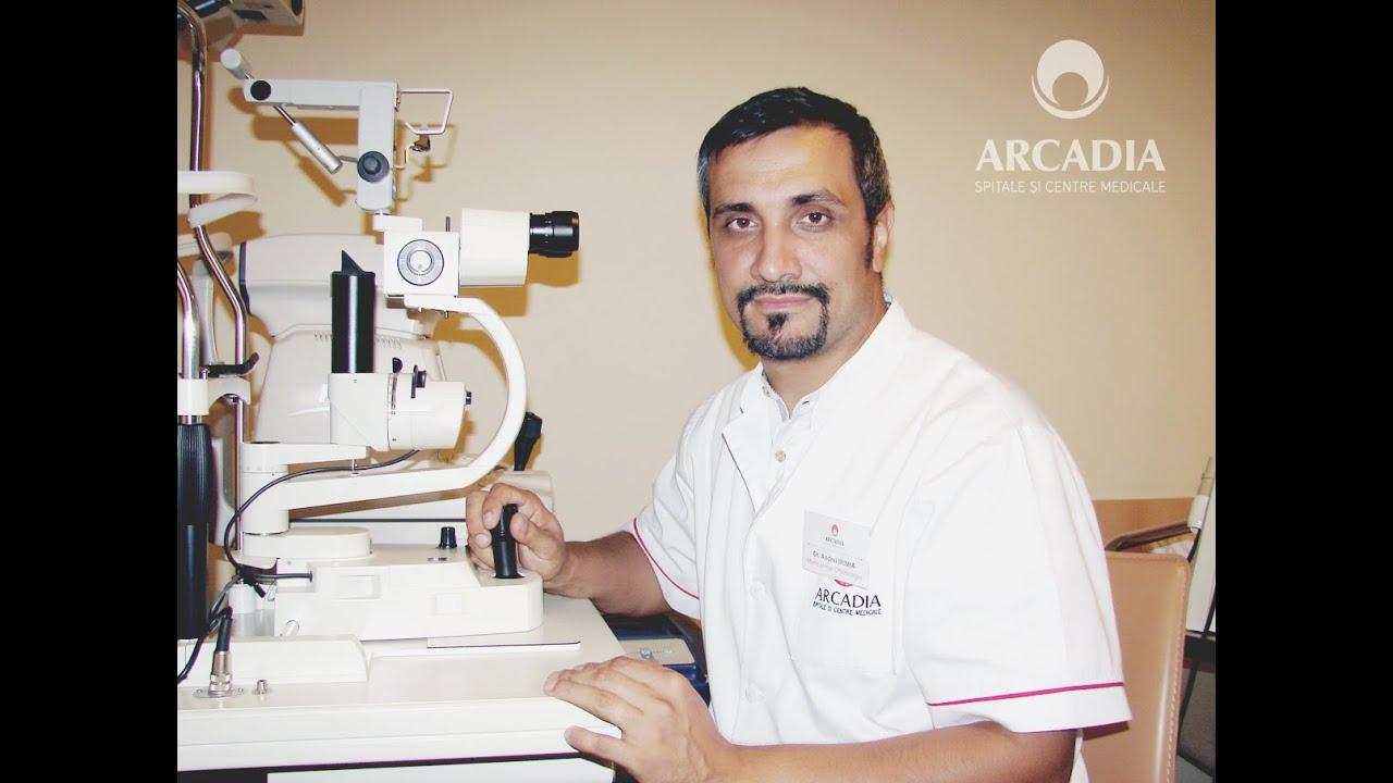 centre medicale pentru refacerea vederii