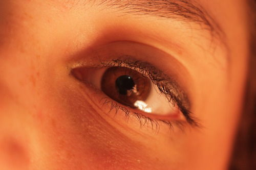 vederea s-a deteriorat și ochiul doare dacă vederea este afectată de plâns
