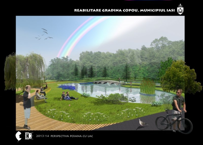 tehnologia viziunii parcului