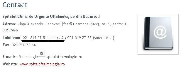 Consultațiile medicului oftalmolog - scutere-galant.ro - все о детях и их родителях