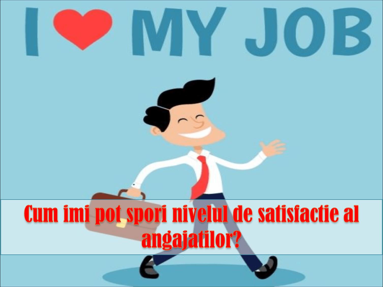 viziunea motivației angajaților