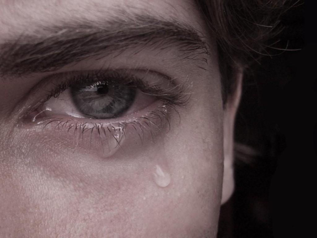 lacrimile strică sau nu vederea