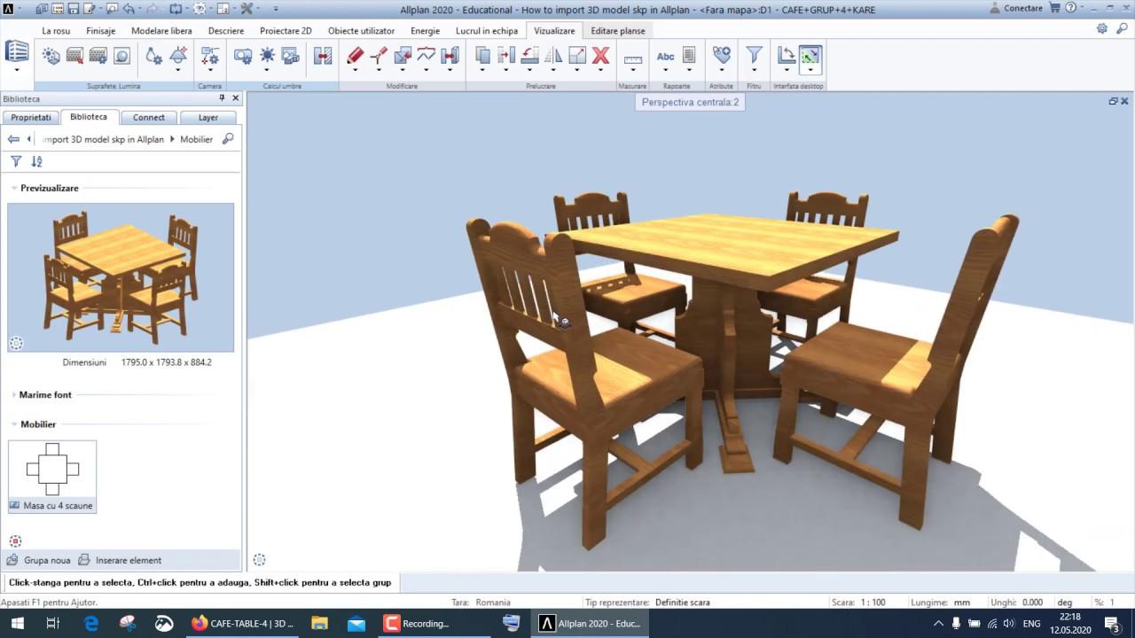 Crearea unui tabel și adăugarea de câmpuri