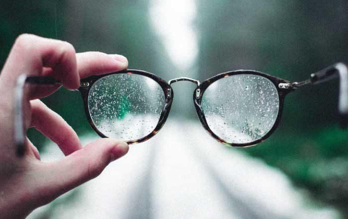 ereditate la vedere slabă