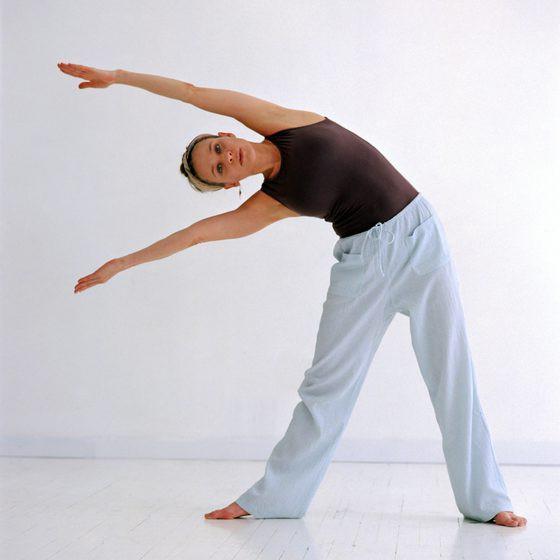 restabilirea vederii în yoga