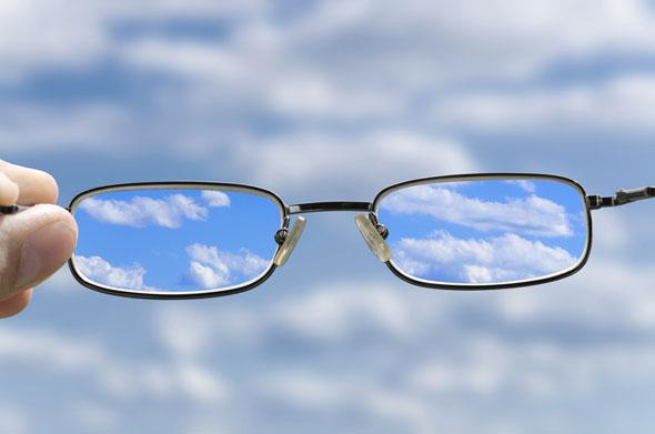 masă pentru ochi miopie