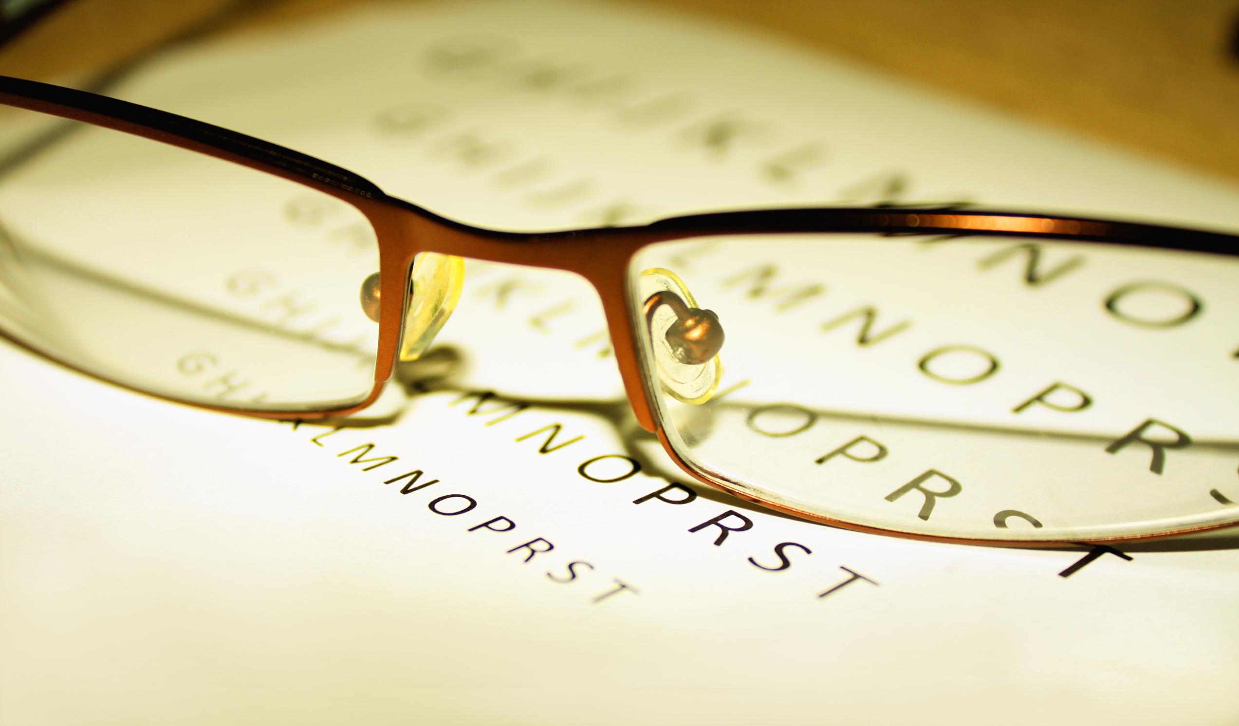 dacă viziunea începe să se scufunde Helmholtz Vision Diagnostics Vision