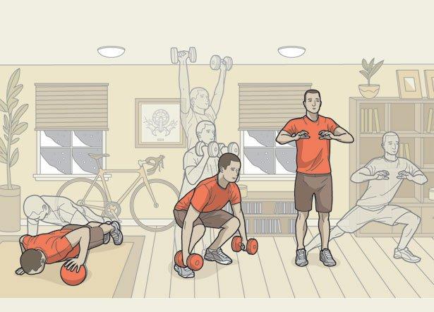îmbunătățiți vederea cu antrenamentul