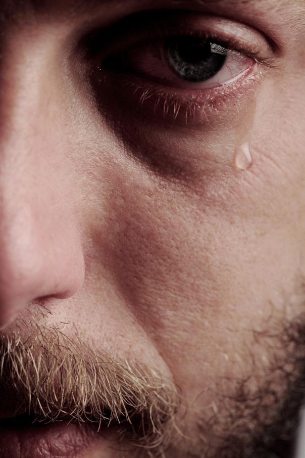 plângând vederea