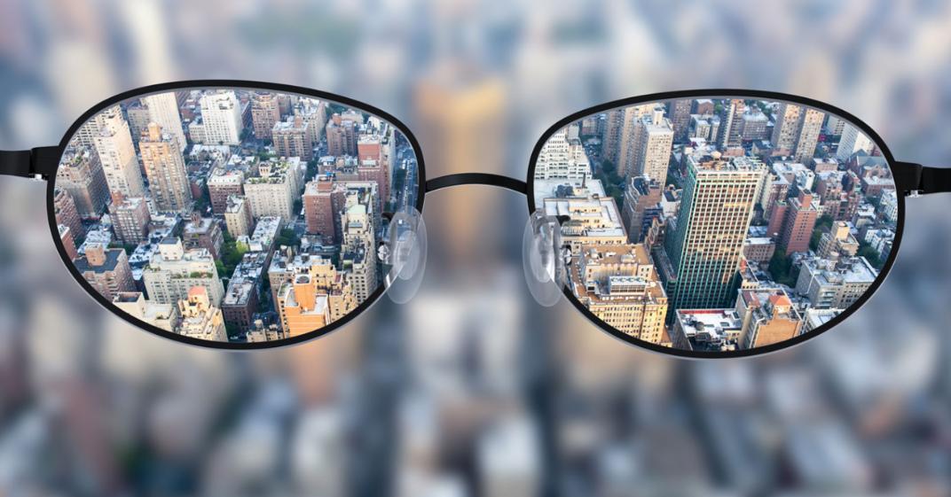 cum să-ți calmezi ochii dependența dioptriilor de acuitatea vizuală