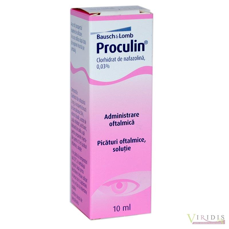 Sensivit picături oftalmice, 10 ml, Unimed Pharma : Farmacia Tei