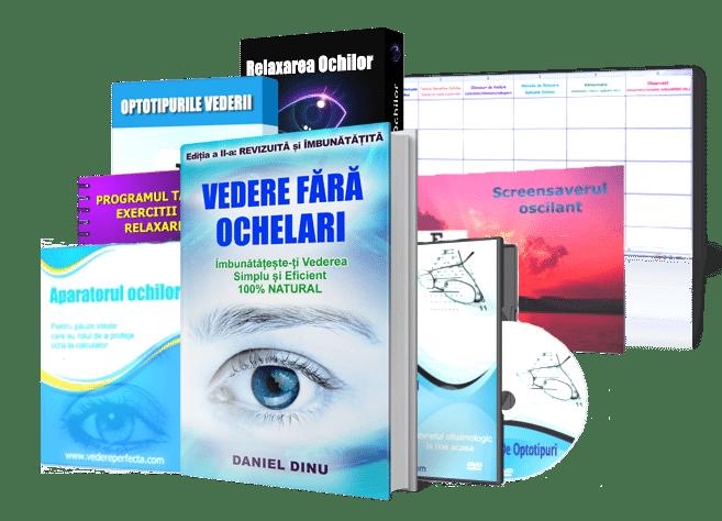 refacerea vederii fără intervenție chirurgicală și medicamente