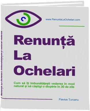 exerciții de vedere urmărește o carte despre viziune