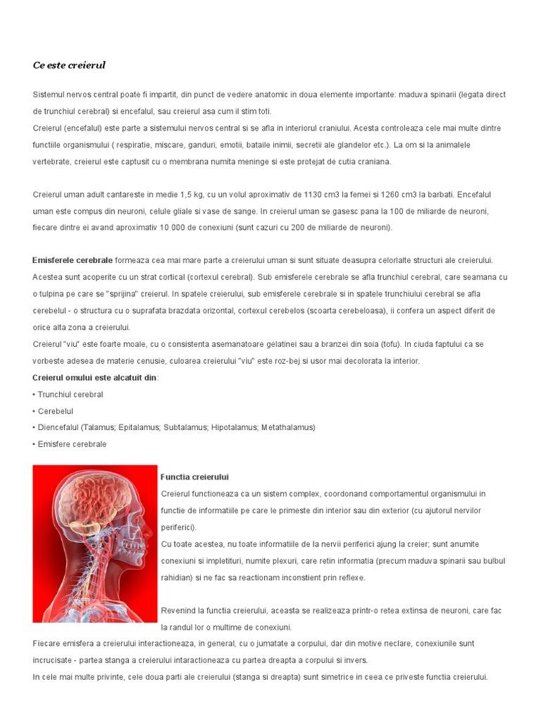 Primele și întârziate simptome și semne de comoție