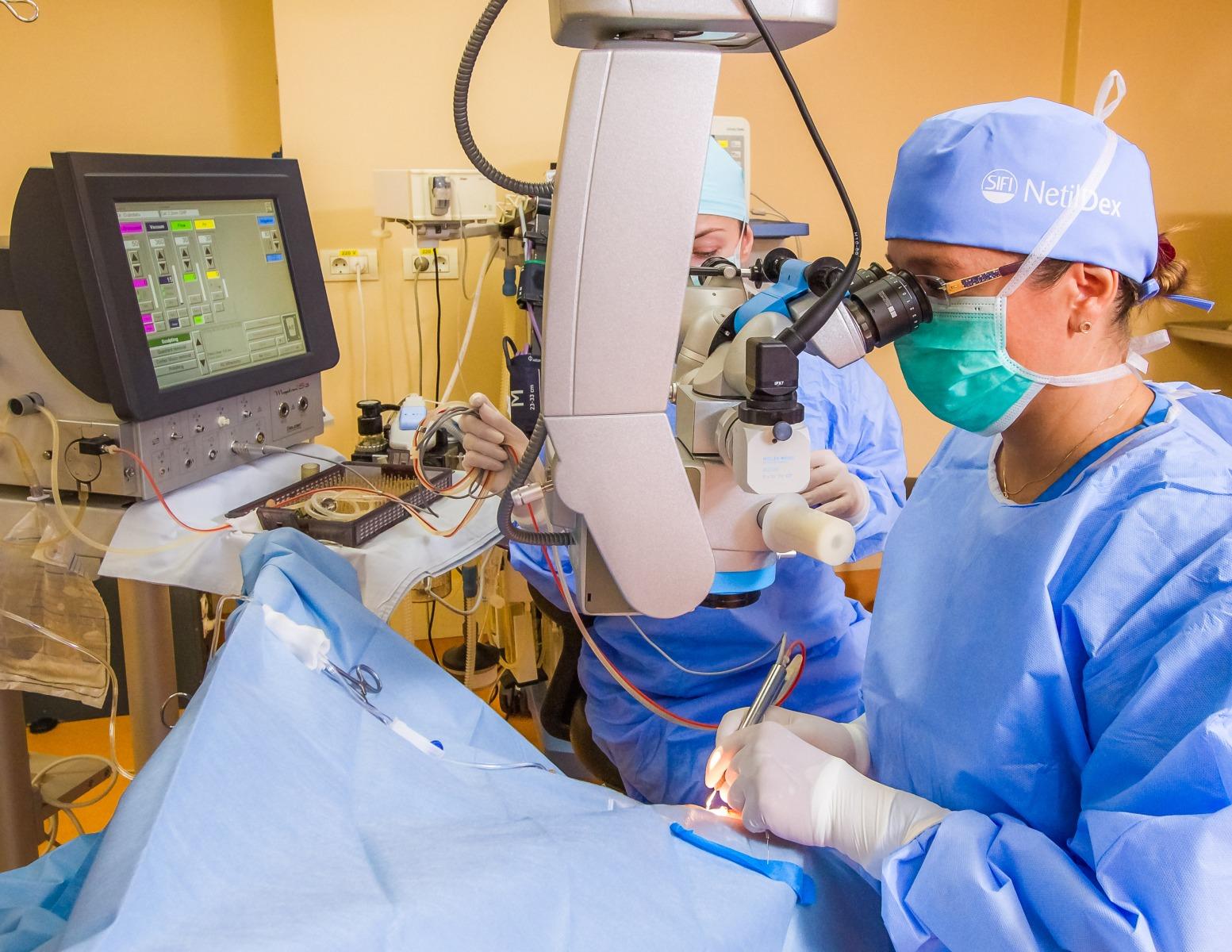 Cataractă congenitală | INFOSAN