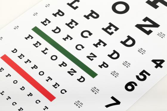 5 5 ce este viziunea cum se convertește acuitatea vizuală în dioptrii