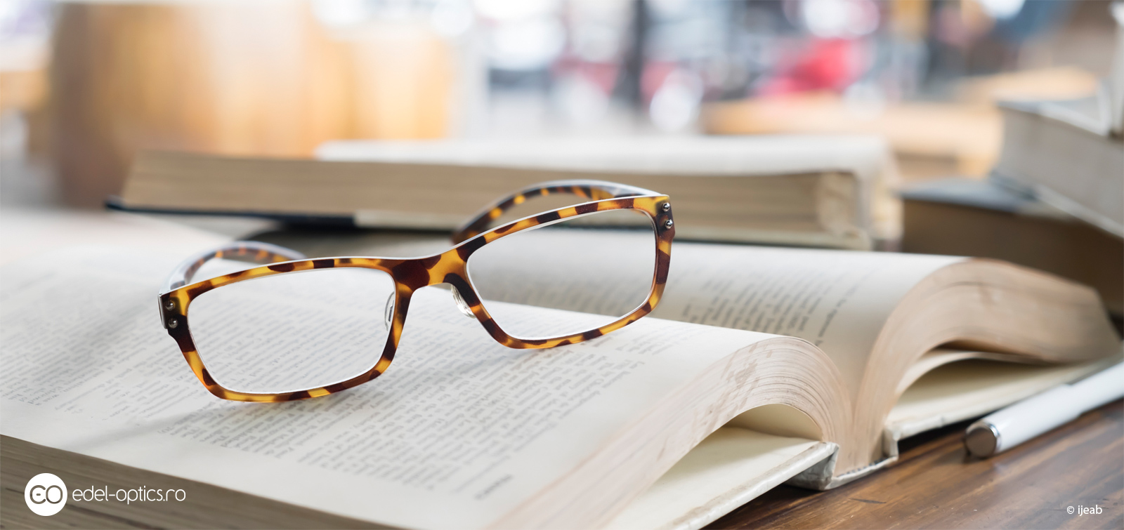 citind pentru a testa vederea