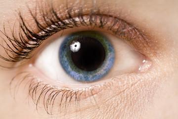 pupilele dilată vederea se deteriorează