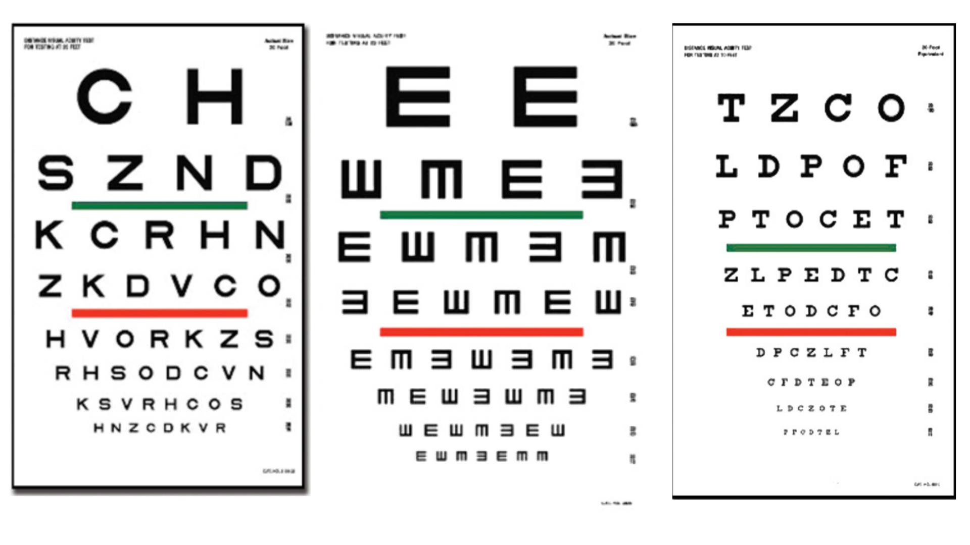 Examenul clinic oftalmologic   Proceduri medicale