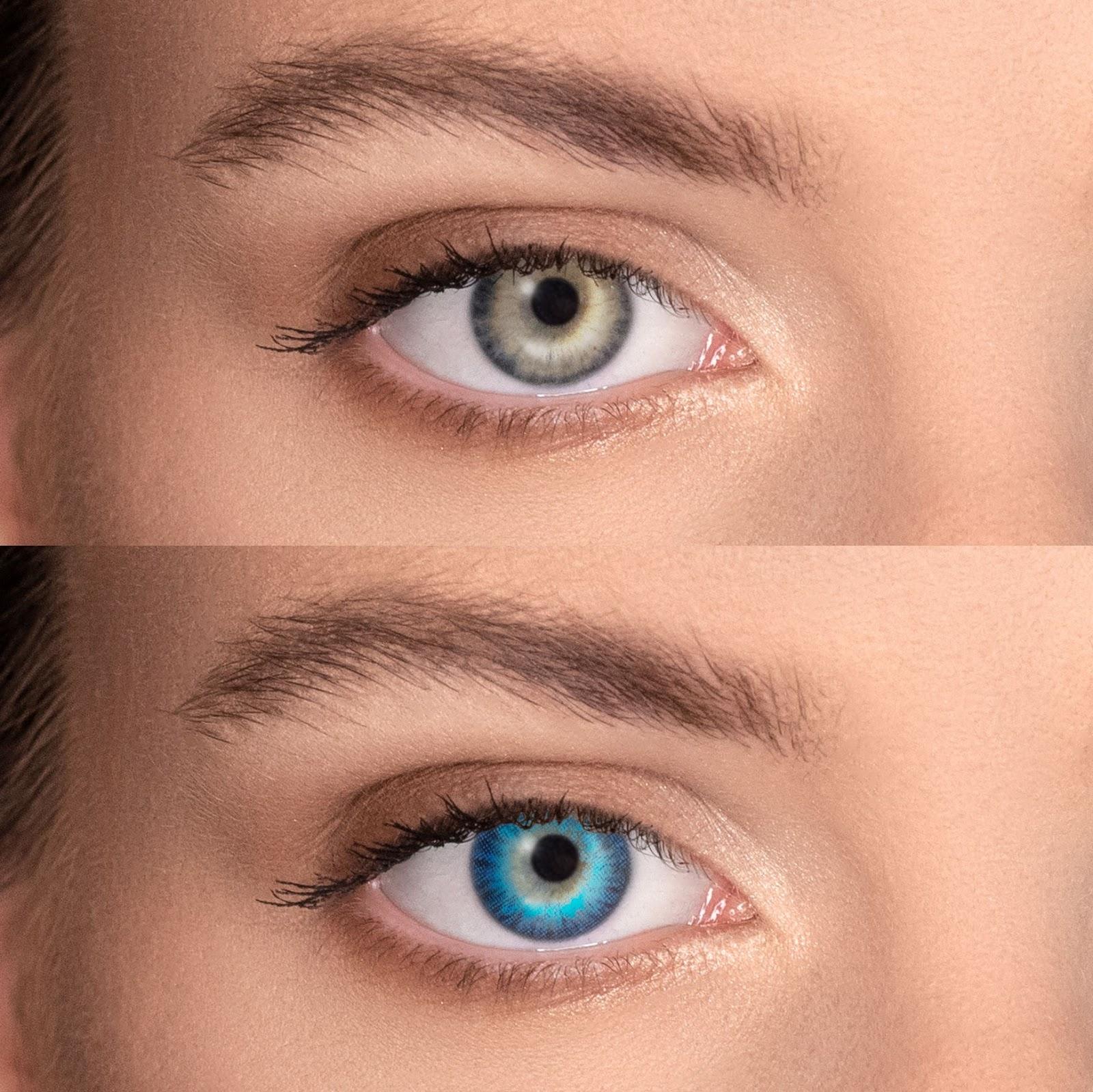 Pot dormi cu lentilele de contact pe ochi?