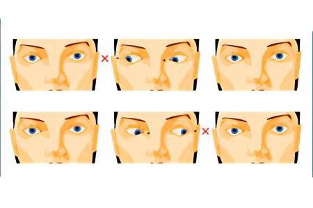 Tehnici și exerciții pentru restabilirea vederii