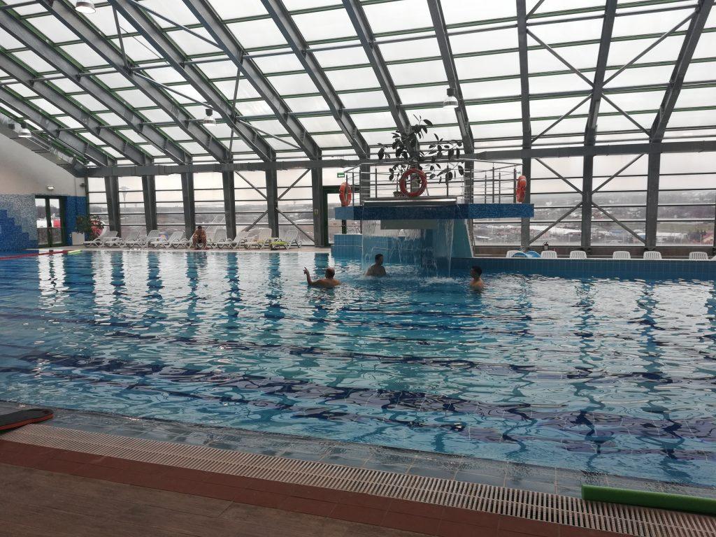 modul în care piscina afectează vederea