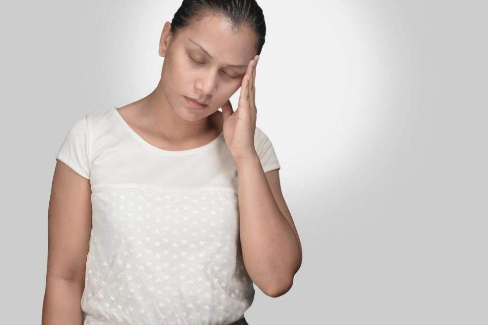 durerea de cap a scăzut vederea