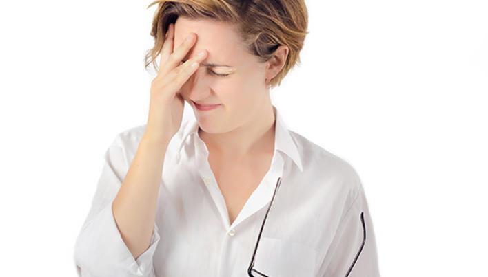 scăderea vederii și amețeală