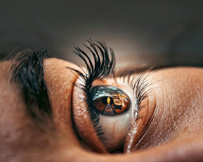 se poate deteriora vederea cu anemie
