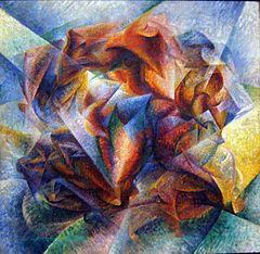 Pictorul Umberto Boccioni si arta futuristica - Deștepțscutere-galant.ro