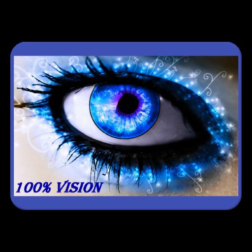 restaurarea completă a vederii pentru toți 100 fata cu vedere