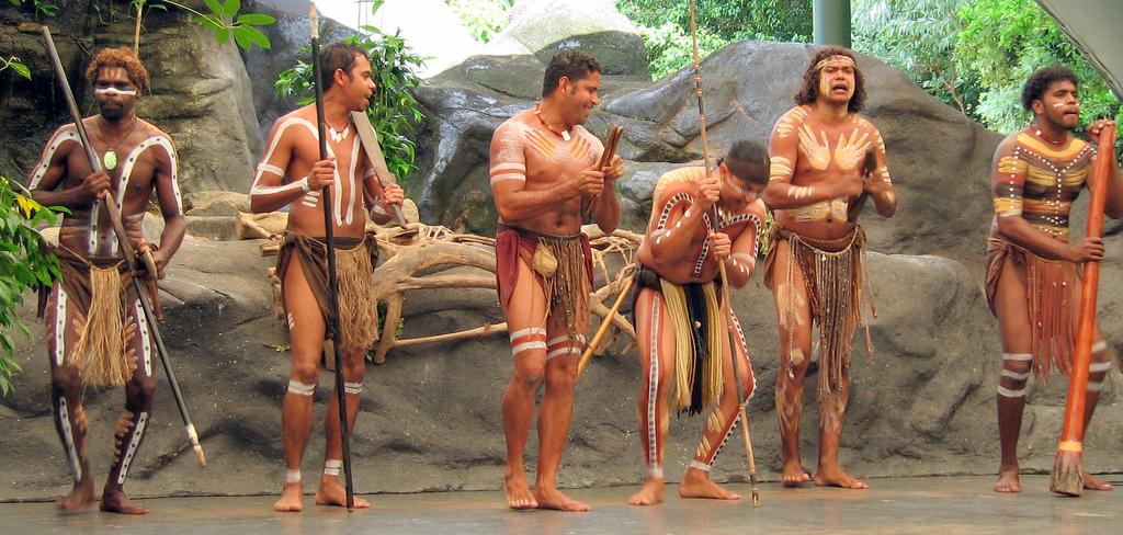 Ce sunt aborigenii?