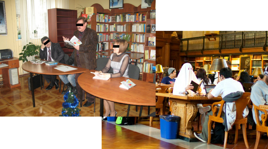 Cum se construiește identitatea unei biblioteci (II). Viziunea și misiunea