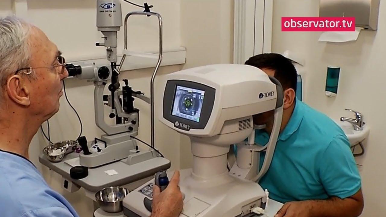 videoclip de miopie și hipermetropie distrofia miopiei