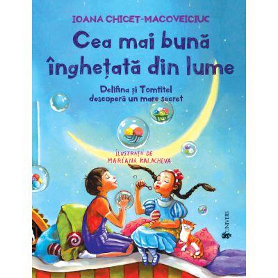 Dr. Andreea Ciubotaru - Cea mai bună carte despre oftalmologie