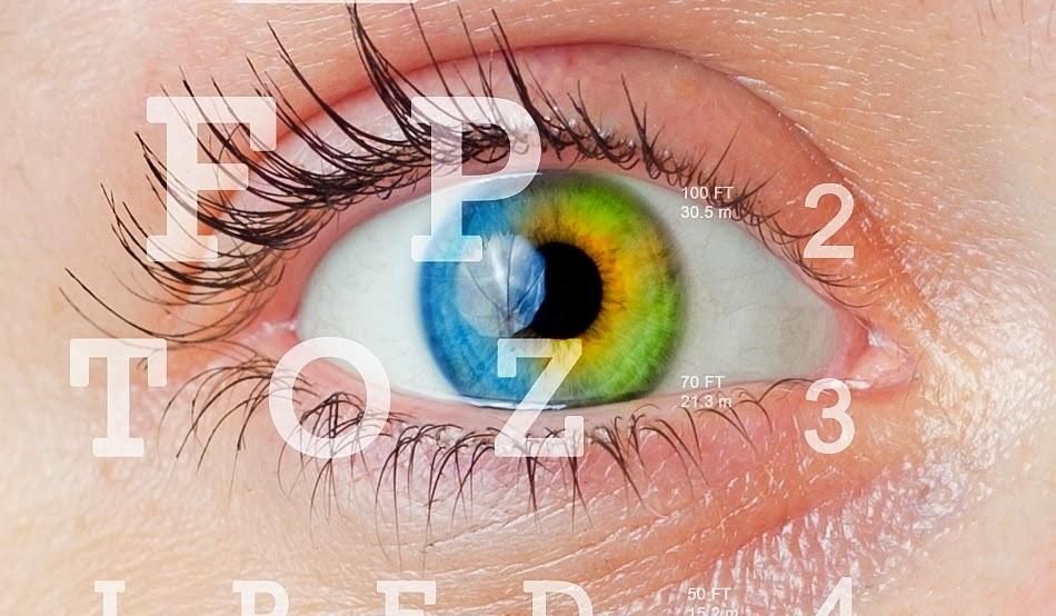 viziunea umană câți pixeli