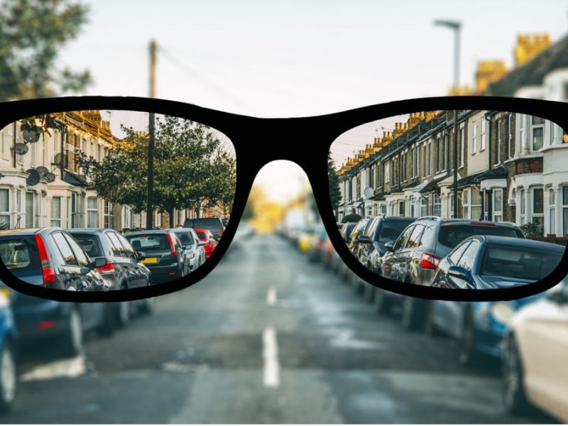cum să elimini miopia
