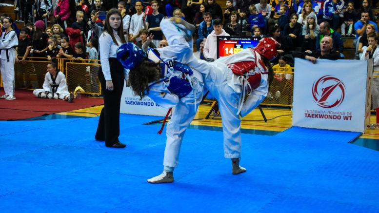 Taekwondo de Mooto WTF haine copii adulţi Karate uniforme costum de sport