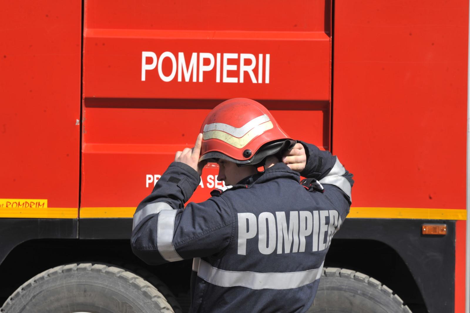 Cum poți deveni pompier?