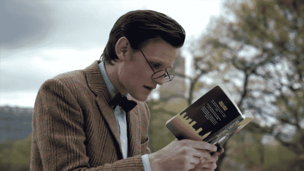efectul citirii unei cărți asupra viziunii