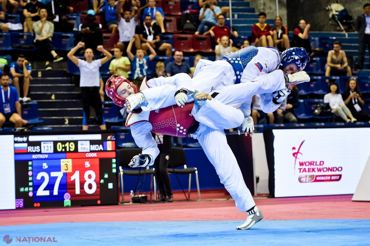 taekwondo și viziune