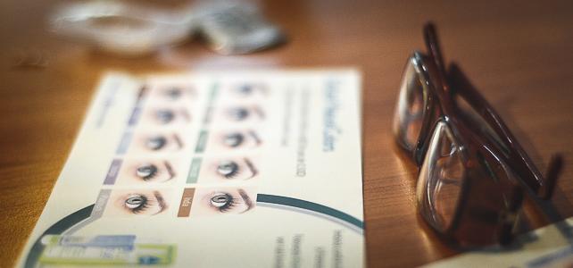 oftalmologie în Grecia antică viziune până la minus 30